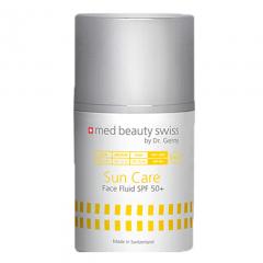 Med Beauty Swiss - Sun Care Face Fluid SPF 50+