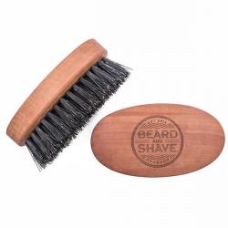 Beard and Shave - Große Bartbürste Weich