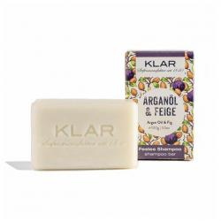 Klar - Festes Shampoo Arganöl/Feige 100