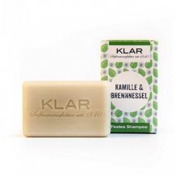 Klar - Festes Shampoo Kamille/Brennnessel