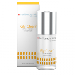 MED BEAUTY SWISS - GLY CLEAN ZINK + HEXIDIN CONCENTRATE