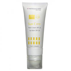 Med Beauty Swiss - Sun Care Face & Lip Balm