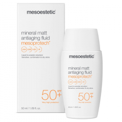 Mesoestetic - Mesoprotech Mineral Matt Fluid 50+