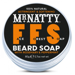 MR NATTY - FACE FOREST SOAP - BARTSEIFE