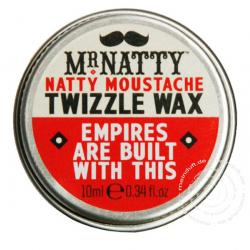 Mr Natty - Moustache Twizzle Wax