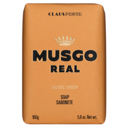 MUSGO REAL - BODY SOAP ORANGE AMBER