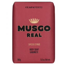 MUSGO REAL - BODY SOAP SPICED CITRUS