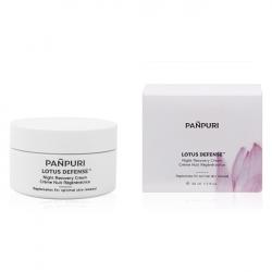 Panpuri - Lotus Defense Night Recovery Cream