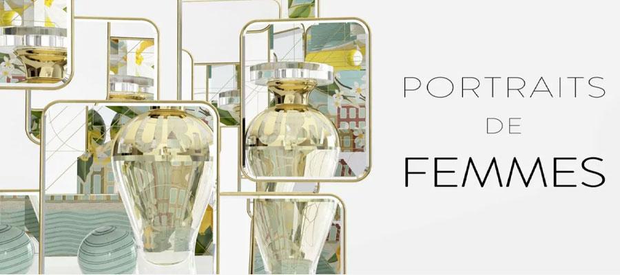 Lubin Paris - Die neue Kollektion Portraits des Femmes