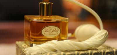 Moschus in der Parfümerie