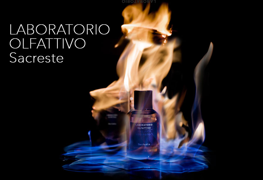 LABORATORIO OLFATTIVO - SACRESTE