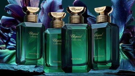 Chopard Gardens of Paradise