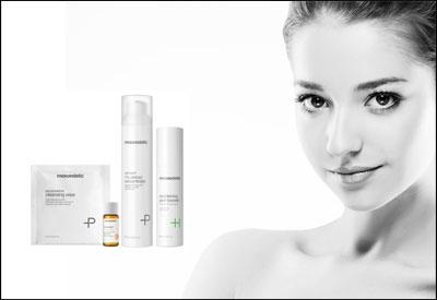 Kosmetikprodukte von Meinduft