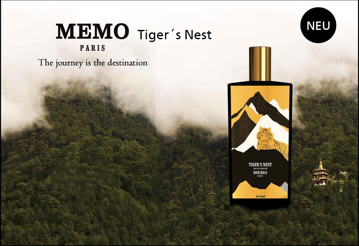 Memo Tiger´s Nest jetzt bestellen