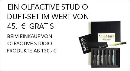 Olfactive Studio Gratiszugabe