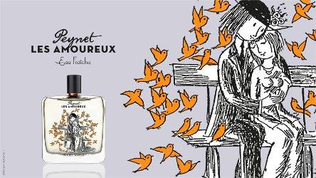 olinard – Les Amoureux de Peynet – Parfum
